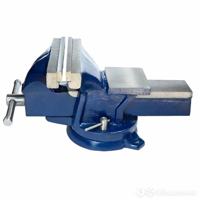 Поворотные слесарные тиски GRIFF g164014 по цене 11926₽ - Грузоподъемное оборудование, фото 0