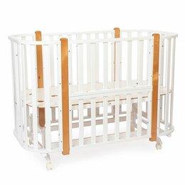 Кроватки - Кроватка трансформер Vikalex Сканди, 0