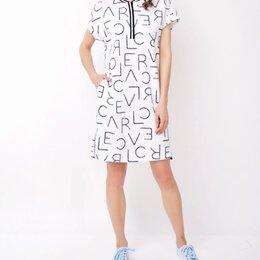 Платья - Incity платье с бабочками белое, 0