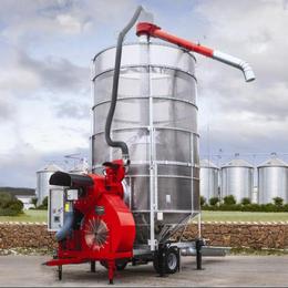 Сельское хозяйство - Зерносушилка мобильная, 0