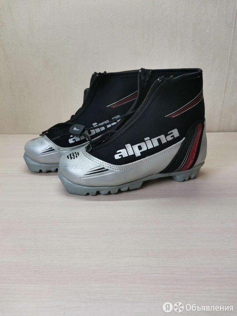 """Ботинки для беговых лыж """"Alpina""""  по цене 1400₽ - Ботинки, фото 0"""