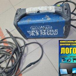 Сварочные аппараты - Сварочный инвертор BlueWeld Prestige 210 Pro, 0