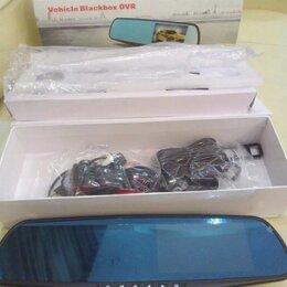Автоэлектроника - Зеркало регистратор с задней камерой, 0
