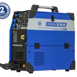 Сварочные аппараты - Сварочный полуавтомат Aurora Pro Overman 205, 0
