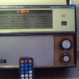 Радиоприемники - Океан 12 с Встроенным ФМ   с пульта, Приемник ВЭФ 317 встроен ФМ  от сети, 0