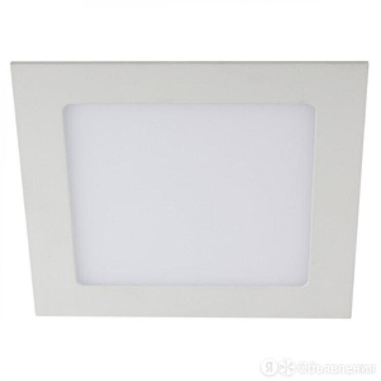 Квадратный светодиодный светильник ЭРА LED 2-24-4K по цене 957₽ - Настенно-потолочные светильники, фото 0