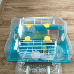 Клетки и домики  - Клетка для грызунов savic spelos metro, 0