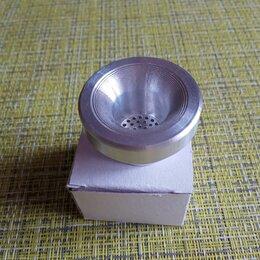 Крышки и колпаки - Крышка алюминиевая универсальная безрезьбовая., 0
