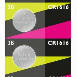Батарейки - Батарейки ФАЗА CR1616 BL5, 0