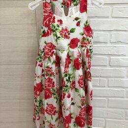 Платья и сарафаны - Платье летнее нарядное  8 лет , 0