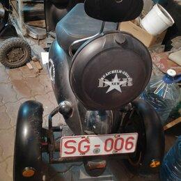 Мото- и электротранспорт - Трицикл электро Cuba ebaik, 0