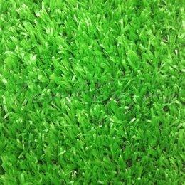 Искусственная трава - Искусственная трава шириной 2м и 4м ЛАЙМ 20, 0