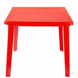 Столы и столики - Летний столик пластиковый, 0