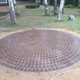Тротуарная плитка, бордюр - Тротуарная плитка классико вибролитая, 0