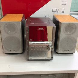 Музыкальные центры,  магнитофоны, магнитолы - Музыкальный центр pan Panasonic, 0
