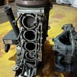 Двигатель и топливная система  - Двигатель фольксваген поло 50 без гбц, 0