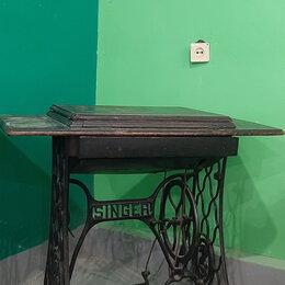 Швейные машины - Швейная Машина Старинная  Zinger-1886 гг., 0