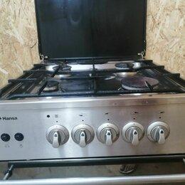 Плиты и варочные панели - Газовая плита hansa бу, 0