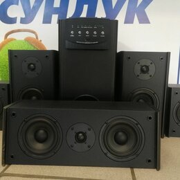 Компьютерная акустика - Компьютерная акустика sven ihoo-MT5.1, 0