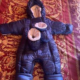Комбинезоны - Детский зимний комбинезон, 0