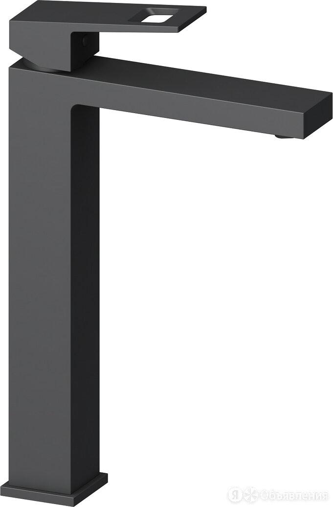 Смеситель Timo Briana 7111/03F для раковины, черный по цене 19640₽ - Смесители, фото 0