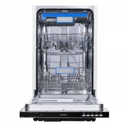 Посудомоечные машины - Встраиваемая посудомоечная машина Maunfeld MLP-08B, 0