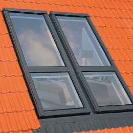 Окна - Оклад EHN-AT/G Thermo Fakro / Факро для окна-балкона, размер 94х255, 0
