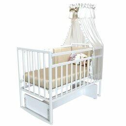 Кроватки - Детская кроватка ВДК Magico Mini 3 (поперечный…, 0