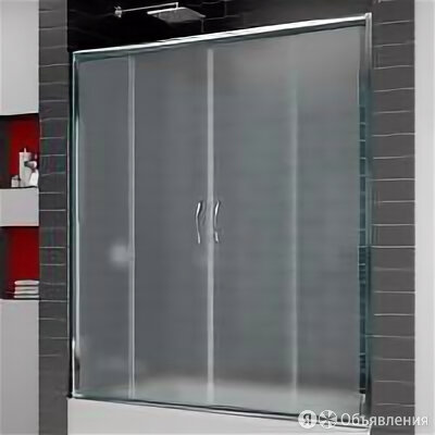 RGW Шторка на ванну RGW Screens SC-61 1800х1500 профиль хром, стекло матовое по цене 33964₽ - Шторы и карнизы, фото 0