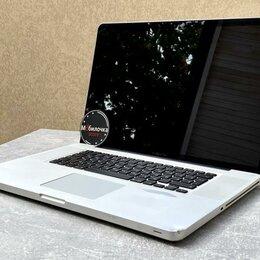 Ноутбуки - Apple MacBook Pro 17 160+120GB (MC725 - Early 2011) Silver Нормальное Б/У, 0