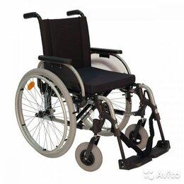 Устройства, приборы и аксессуары для здоровья - Кресло - коляска с ручным приводом  прогулочная  на пневматических шинах, 0