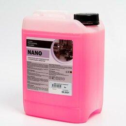 Строительные очистители - Очиститель с полирующим эффектом для поверхностей IPC Nano 5 л, 0