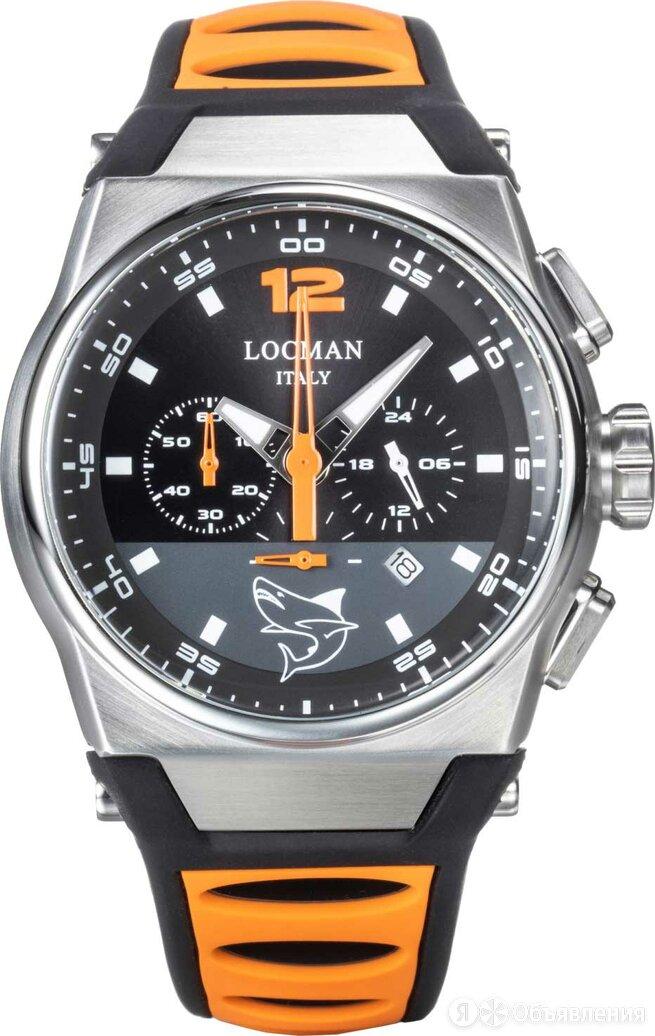 Наручные часы Locman 0555A01S00BKORSO по цене 48600₽ - Наручные часы, фото 0
