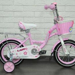 Осветительное оборудование - Велосипед детский Nameless Ledy 14, 0