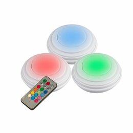 Интерьерная подсветка - Светильник JazzWay TS5-RGBx3, 0