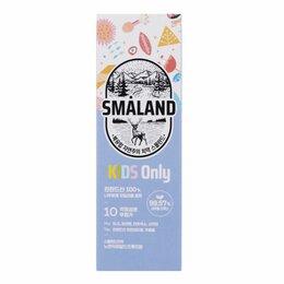 Зубная паста - 320778 Детская зубная паста SMALAND MILD FRUITY ФРУКТОВАЯ 80г, 0