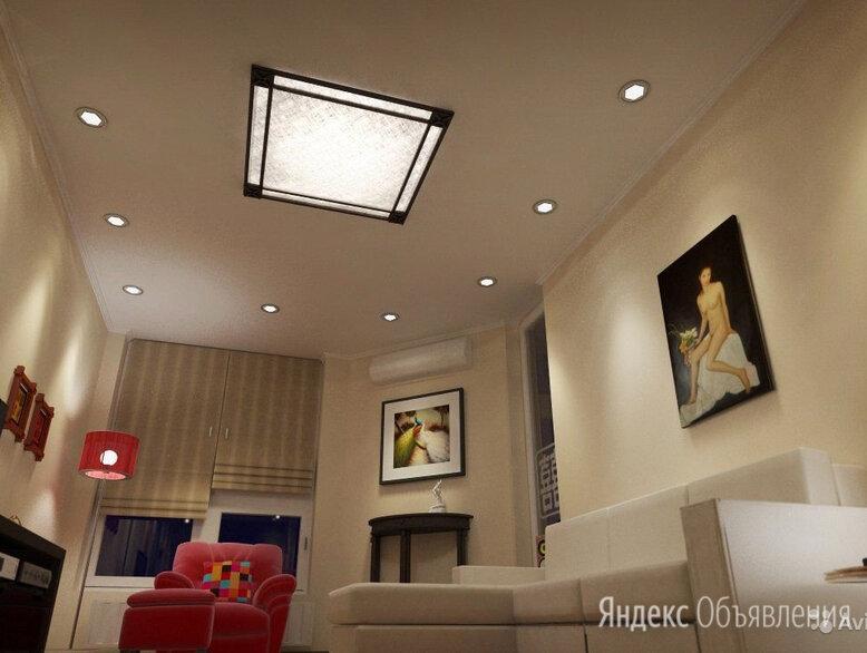 Натяжной потолок по цене 210₽ - Потолки и комплектующие, фото 0