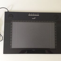 Графические планшеты - Графический планшет genius g-pen m712x, 0