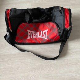 Дорожные и спортивные сумки - Сумка спортивная Everlast новая, 0
