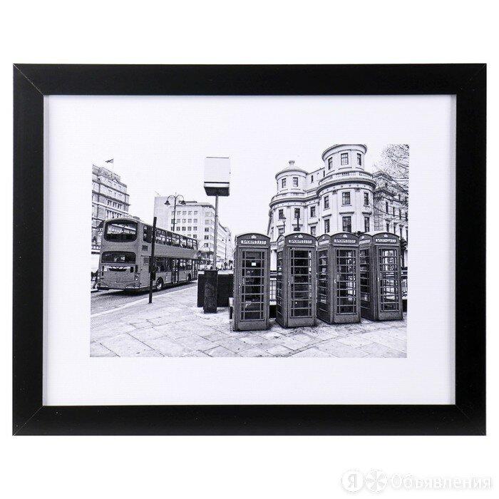"""Картина """"Лондон"""" 33х43 см по цене 786₽ - Картины, постеры, гобелены, панно, фото 0"""