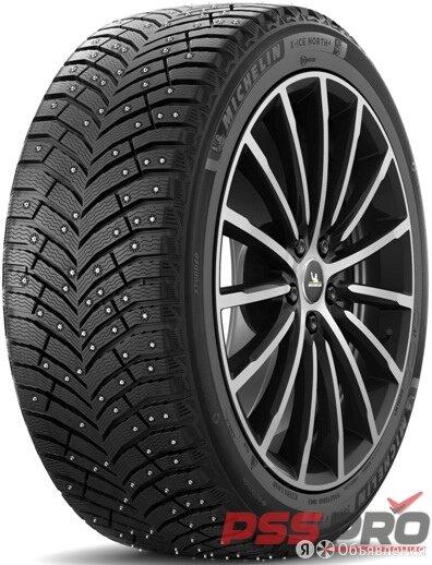 А/шина Michelin Michelin X-Ice North 4 225/60 R16 102T XL по цене 14700₽ - Шины, диски и комплектующие, фото 0