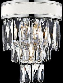 Бра и настенные светильники - Бра Wertmark Clarissa WE136.03.101, 0