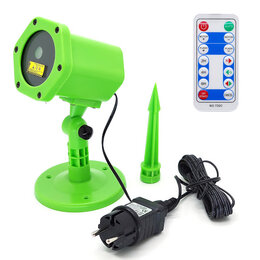 Проекторы - Лазерный проектор ОГОНЕК OG-LDS08, 0