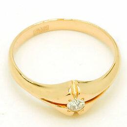 Кольца и перстни - Кольцо Золото 585, 0