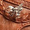 Винтажное Серебряное кольцо Ангел.Ручной работы. по цене 500₽ - Кольца и перстни, фото 3