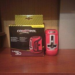 Измерительные инструменты и приборы - Лазерный нивелир Condtrol Laser-3D, 0