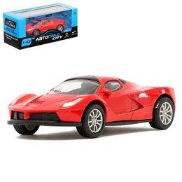Модели - Машина металлическая «Спорт» инерционная, 0