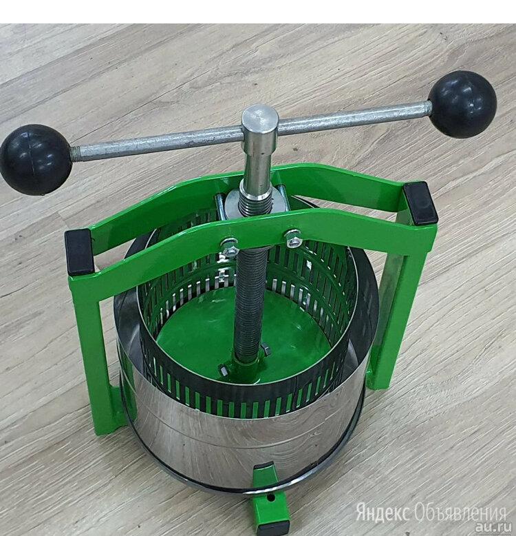 Соковыжималка - пресс для сока greentechs-10 по цене 5500₽ - Соковыжималки и соковарки, фото 0