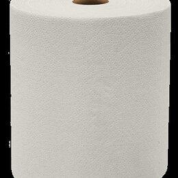 Туалетная бумага и полотенца - Бумажное полотенце в рулоне, 0