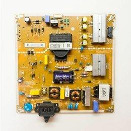 Запчасти к аудио- и видеотехнике - Блок питания EAX66883501 (1.5) EAY64388801 PLDF-L508A для телевизора LG 43UH610, 0